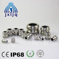 Stainless steel PG thread type cable gland