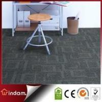 Cheap Stock quality guaranteed 600g/m2 grey color PP carpet tiles square for sale
