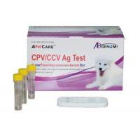 Cheap one step Canine CCV+CPV test for dog's disease for sale
