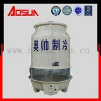 Cheap Round counter-flow cooling tower 15T Low Noise Water Cooling Tower Supplier for sale