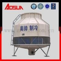 100Ton FRP Round Low Noise Cooling Tower Evaporation