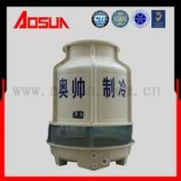 Cheap 25T round low noise plastic and frp counter cooling tower for sale