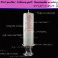 Cheap 150ml. Glass Syringe With Glass Luer Slip Tip for sale