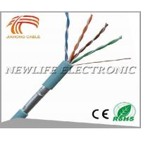 Cheap High Quality FTP CAT5E Copper Cable for sale