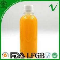 Cheap clear wholesale good quality 250ml pet juice bottle for beverage packaging for sale