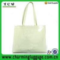 Cheap PVC shopping bag silicone shoulder bag for woman for sale