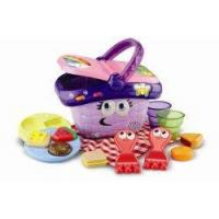 Cheap Leapfrog Shapes And Sharing Picnic Basket from LeapFrog for sale