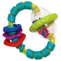 Cheap Bright Starts Grab And Spin Rattle by KIDS II for sale
