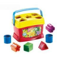Cheap Fisher-price Brilliant Basics Babys First Blocks by Fisher Price for sale