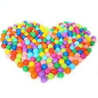 Cheap Honory 200pcs Colorful Ball Fun Ball Soft Plastic Ocean Ball Baby Kid Toy Swim Pit Toy from Honory for sale