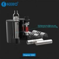 Cheap Movkin Box Mod 150 Watts Disguiser 150w with wholesale price offered by Kebo for sale