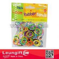 Cheap Five color mixed loom rubber bands for sale