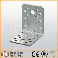 Cheap 2.0mm Thickness Isosceles Reinforced Angle Bracket for sale