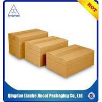 Quality brown color corrugated carton box for sale