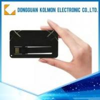 Charging Cable 2 in 1 Portable Wallet Usb Cable