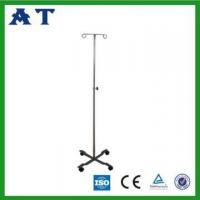 Cheap Stainless steel I.V Stand with height adjustable for sale