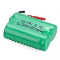 Cheap 2/3AAANiMHBatteryPack2.4V300mAh2S1P Ni-mh Battery-China Chineng for sale