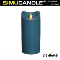 3.5 Inches Resin Candle LCF7T-B