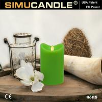 2.7 Inches Resin Candle LCA5T-G