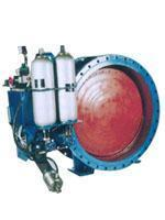 Cheap Energy Saving Tank Type Hydraulic Controlled Slow Close Check Butterfly Valve for sale