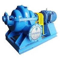 Cheap S、SH Single stage double suction centrifugal water pump for sale