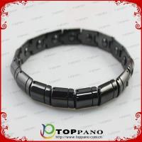 Cheap fashion shiny appearance 316L stainless steel metal bracelet for sale