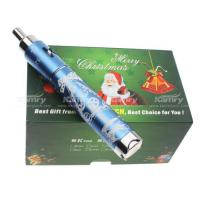 Newest ecigarettes kecig k102 ecig mod with Christmas packing
