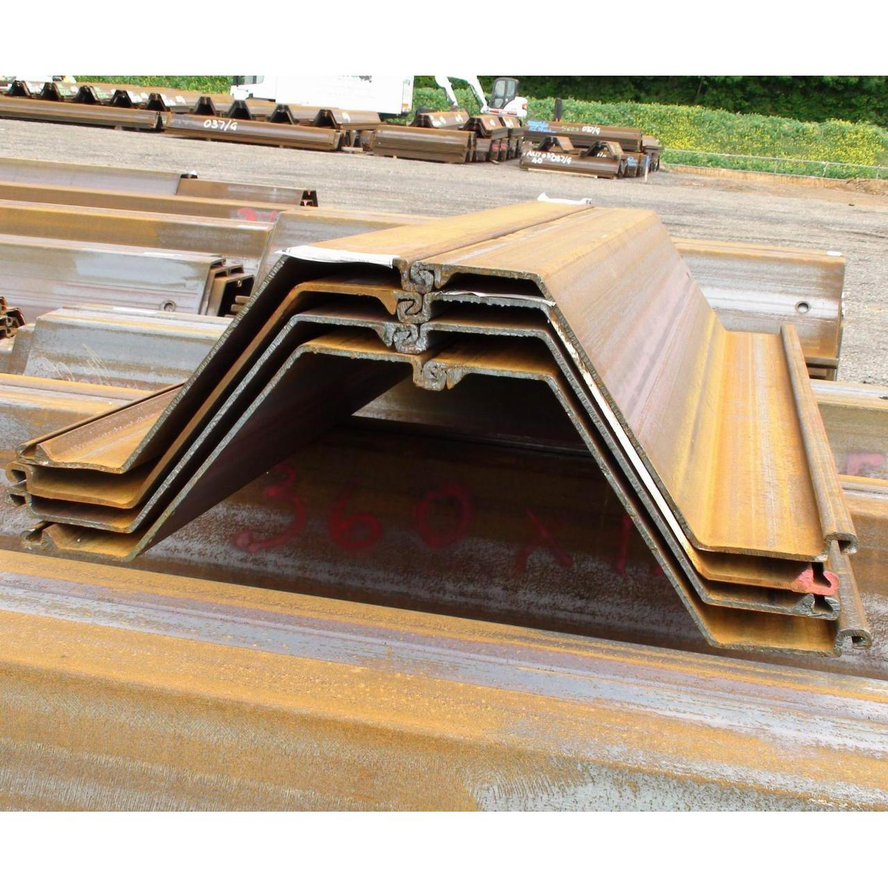 Cheap Z type Sheet Pile for sale