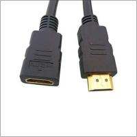 HDMI male to female extension cable|HDMI cable 1080P|high speed hdmi cable