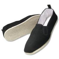 Cheap Apparel Cotton Sole Kung Fu Shoes for sale