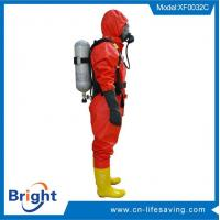 Cheap light chemical suit and breathing apparatus for sale