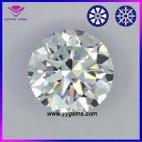 Cheap AAAAA Loose Clear CZ Stones Synthetic Good Quality Charming Cubic Zirconia Gemstone for sale