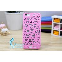 Leather case New Fashion Graceful hollow Iphone5/5S Case