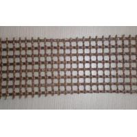 Cheap Edge reinforced by silicone fabric ptfe mesh conveyor belt for sale