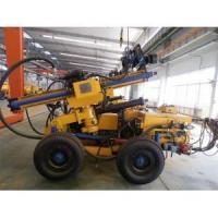 Cheap KQG-150 drilling rig Underground trackless equipment for sale