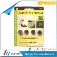 Cheap Super Strong Magnetic Buttons for sale