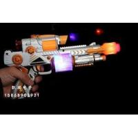 child toys New arrival 0287 flash toy gun luminous toy commodity