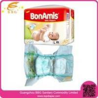 Cheap Super dry diaper in bulk manufactures baby diaposable diaper in Guangzhou for sale