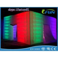 led light photo booth tent for event Product ID:PT-009
