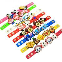 New Promotional Colorful Disney Silicone Wristband/Bracelet for Teenager