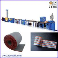 Cheap Computer Flat Wire And Color Flat Wire Extrusion Line for sale