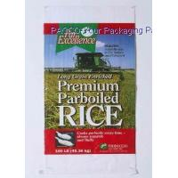 Cheap PP woven bag for Rice for sale