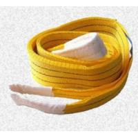 Cheap Eye and Eye type Lifting Flat Webbing Sling for sale