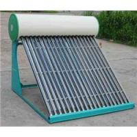 Cheap integrated stainless steel nonpressure solar water heater for sale
