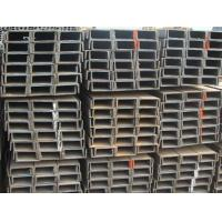 Cheap steel section Steelchannels for sale
