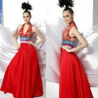 Cheap Red tape dress evening dress ladies evening dresses ladies for sale