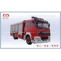 Sinotruck foam fire engine