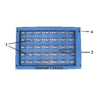 Cheap Product ID: 24O VOLT 35 UNIT CHARGING RACK FOR KC3E CAP LAMPS CB35E for sale
