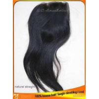 Cheap STORE-Top Closures & Frontals Indian Virgin Human Hair Silk Lace Top Closures for sale
