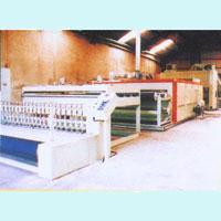 Cheap Through-Air Oven, Shoulder Padding Machinery Equipment (Low Pollution) for sale